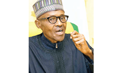 Nigeria's ties with Russia must assist in tackling poverty –Buhari