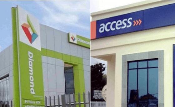Diamond announces merger with Access Bank