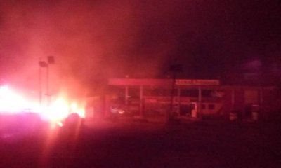 Abule Egba Fire: Scores injured, 38 vehicles, 4 tricycles, 71 shops 30 rooms Perish