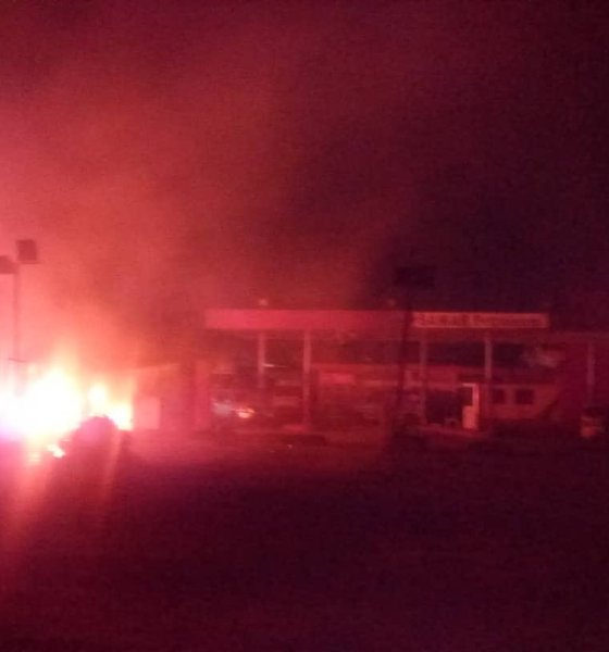 PHOTOS: Vehicles, Houses Razed as Vandals Cause Pipeline Explosion in Abule Egba