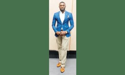 Kenneth Okolie:  Good-looking dude