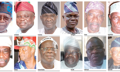 Lagos 2019: APC kingmakers who'll shape the polls