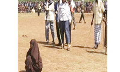 Woman stoned to death for marrying 11 men