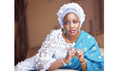 Happy times for Maryam Mairo