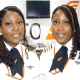 Inspiring story of Nigerian female twin pilots and how women are shaping aviation sector