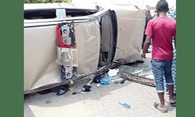 Three die in senator's campaign train crash