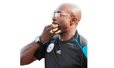 CHAN: Amakapabo insists Eagles can turn table against Togo