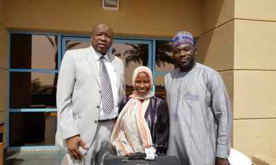 BREAKING: Alleged drug trafficker, Zainab Aliyu, released to Nigerian mission in Saudi
