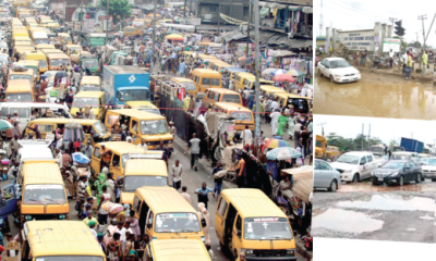 As Lagos comes to a standstill