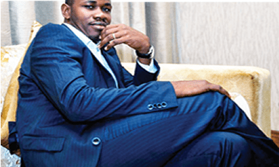MOSES DICKSON: I feel deep responsibility to give back to my community