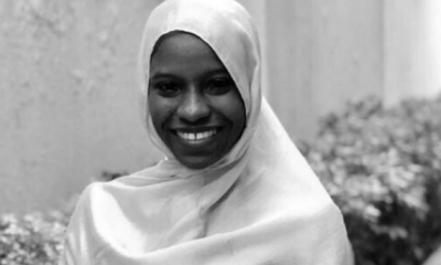 PHOTOS: Zainab Aliyu arrives Nigeria after four-month in Saudi Arabia detention