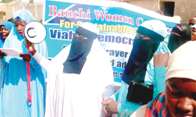 Bauchi: Women kick against last-minute contracts by outgoing governor