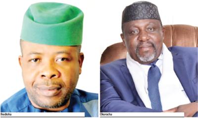 How Ihedioha is plugging Okorocha's policy gaps
