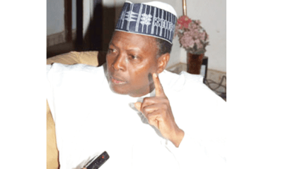 Oshiomhole shouldn't be leading any party –Dr Mohammed
