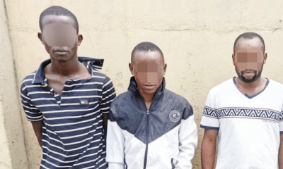 Suspect: We prayed, poured libation before going for kidnapping operations