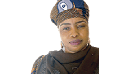 More women in political positions will stop insecurity  – Tamraruwa-Dass