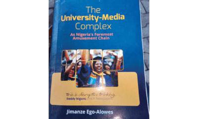 Achebelising scholarship: Review of the University-Media Complex