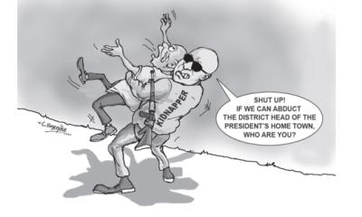 Curbing Nigeria's disturbing insecurity