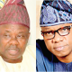 Amosun, Abiodun trade words over arms scandal