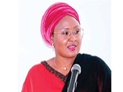 Viral video: Aisha Buhari apologises to Nigerians