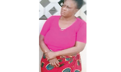 Mother of four: I moved into robbery from prostitution after my hubby left me