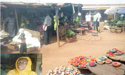 OPEN DEFECATION:How we eat, drink our 'shit' without knowing, says 80-year-old Ibadan trader