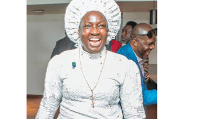 Rev. Mother Esther Ajayi's shakes Lagos with 'Celebrate The Comforter' event
