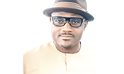 I'm just a  well-loved man,  not lover boy  – Toni Kan