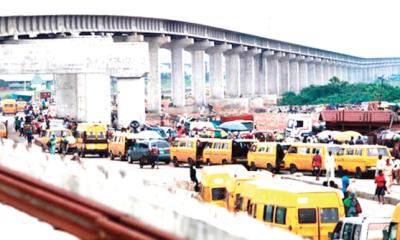 Managing Lagos traffic the Sanwo-Olu way