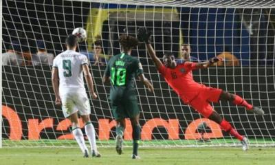 Disu: Akpeyi's not good enough for Eagles