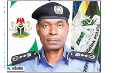 Police discover decayed corpse of sergeant's wife in Benue