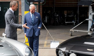 Prince Charles invited to star in new James Bond film