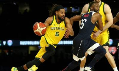 Australia beats USA for first time ever in basketball