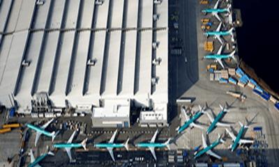 Boeing hiring, eyes 737 MAX flights resuming 'early 4th quarter'