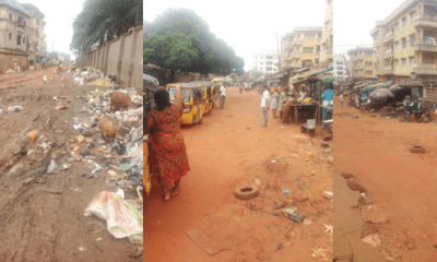 Deplorable state of Onitsha, Nkpor feeder roads: We're ready to support Obiano if…