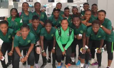 Tokyo 2020: Super Falcons to regroup for Cote d'Ivoire