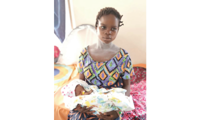 How we delivered 10-year-old rape victim of her baby –Doctor