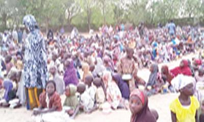 Divert IDPs' food, face God's wrath –Borno gov