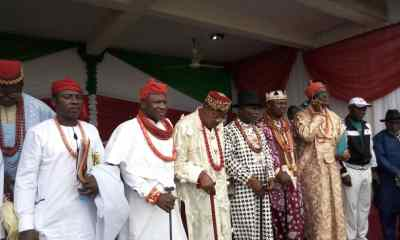 Host communities thank Buhari for appointing Akpabio, Sylva ministers