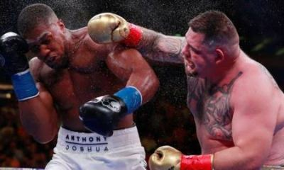 I will 'end' Joshua's career in Saudi Arabia – Ruiz Jr