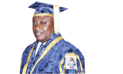 UNICAL Inaugural Lecture: Prof. Akpagu highlights discrimination in Francophone Afro-Caribbean nations