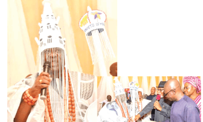 Two years after, Mahin gets new monarch