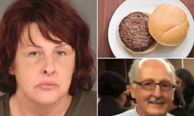Woman kills father with poisoned hamburger, buries him in concrete
