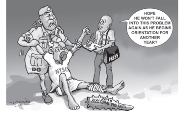 Insecurity: Time for change of tactics