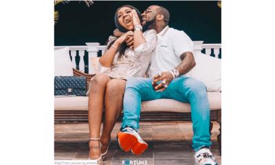 Davido reveals wedding plans with Chioma