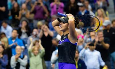 US Open: Andreescu sets up Williams final