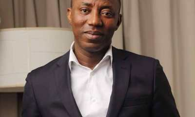 Court strikes out DSS application to detain Sowore