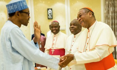 Insecurity: FG overwhelmed, security should be decentralised, say Catholic bishops
