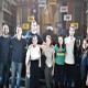 American post graduate students on study tour of Nigeria