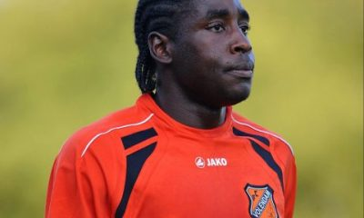 Footballer shot dead in Holland